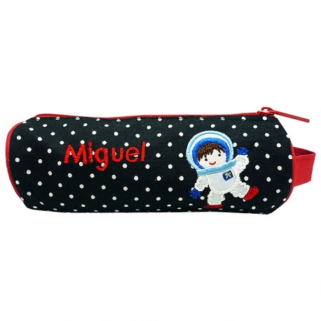 Pencil Pouch Berry Astronaut