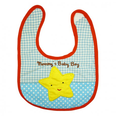 Baby Bib Star