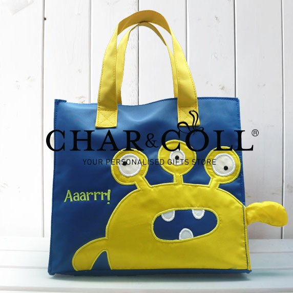 Kennedy Tote Bag – Monster Boy