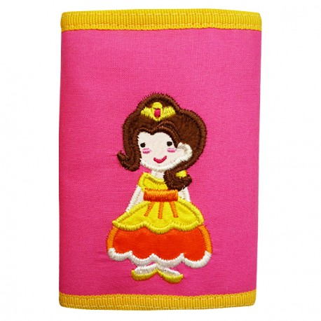 Kids Wallet Princess Belle