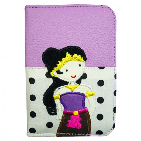 Passport Cover Srikandi