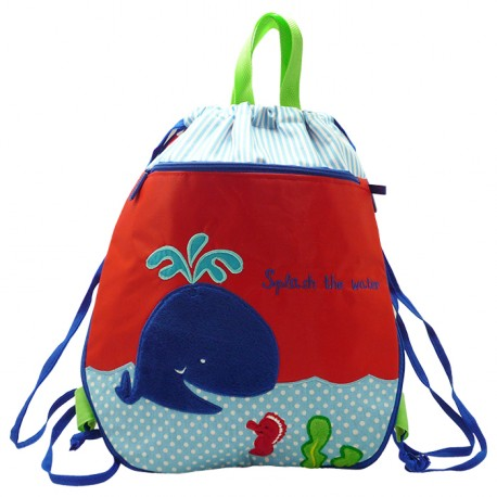 Swimming Bag Whale