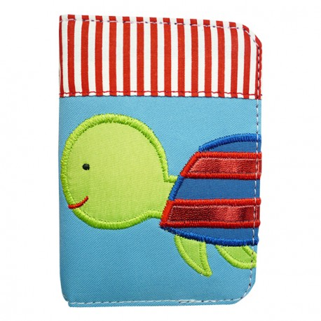 Passport Cover Turtle