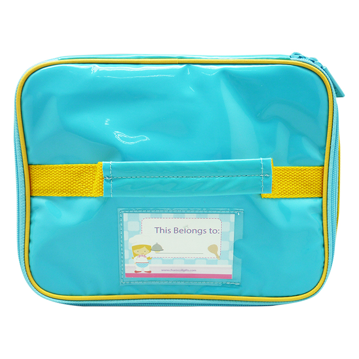 Candy Lunch Bag – Light Blue