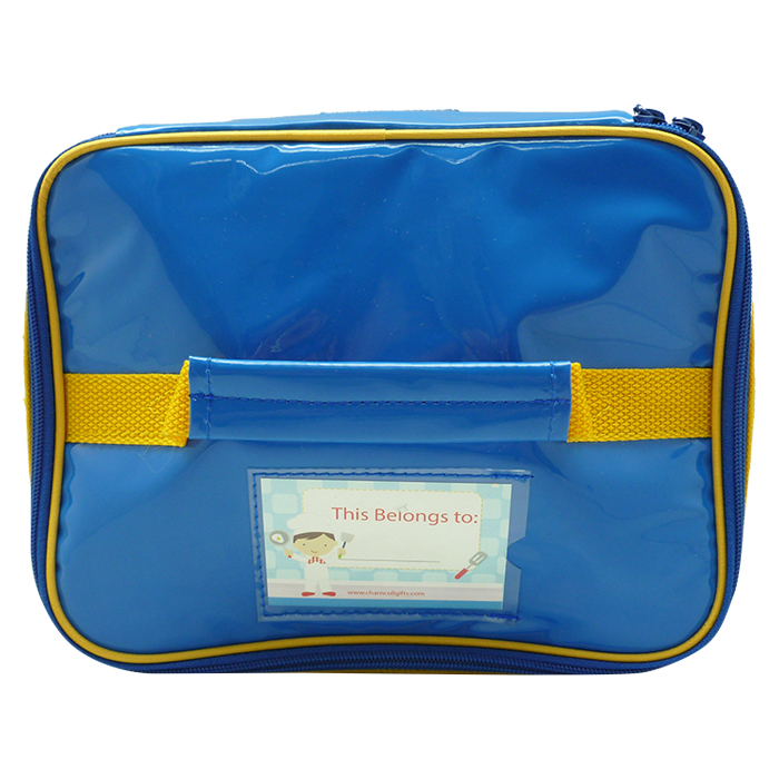 Candy Lunch Bag – Dark Blue