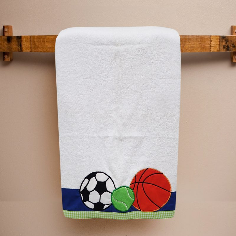 Bath Towel All Sport