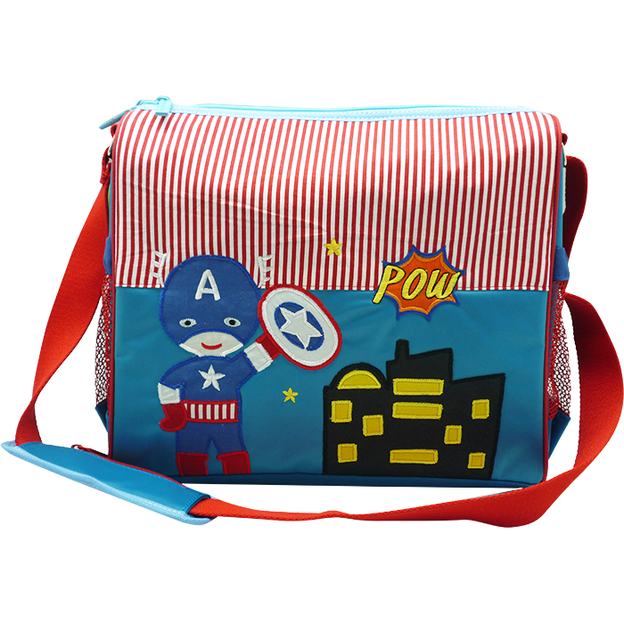 Baby Diapers Bag Calista Captain America