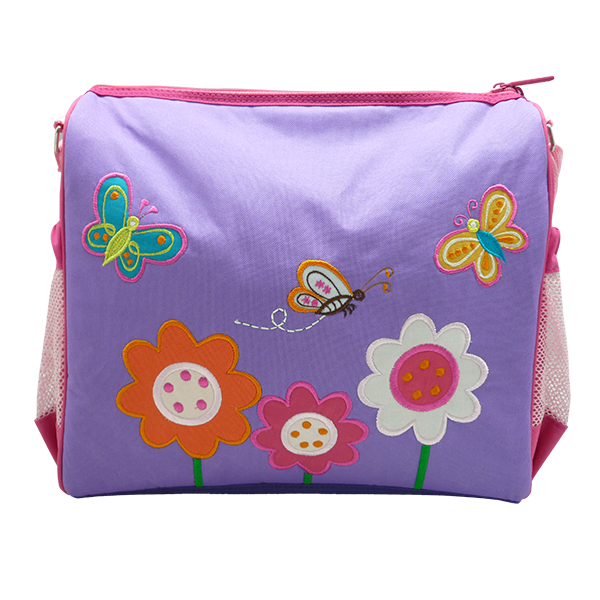 Baby Diapers Bag Calista Flower