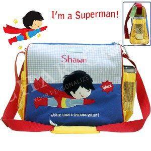Calista Baby Diaper Bag - Super boy