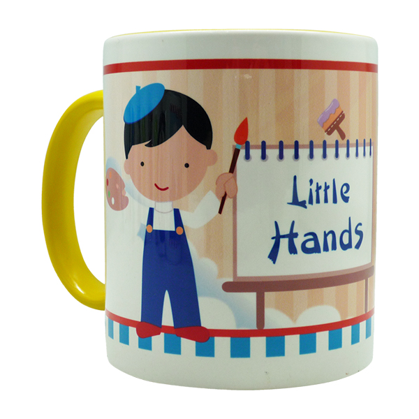 Coffee Mug – Painter Boy