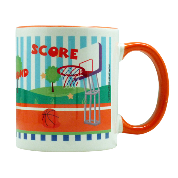 Coffee Mug – Basketball Boy