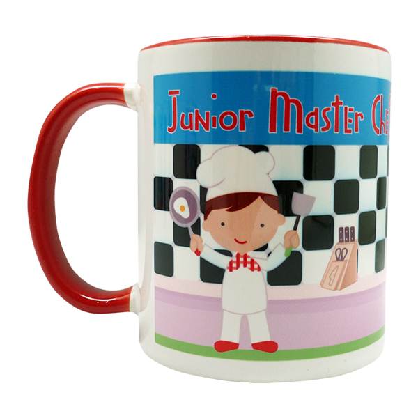Coffee Mug – Little Master Chef Boy