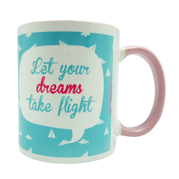 Coffee Mug – Let Your Dreams Take Flight