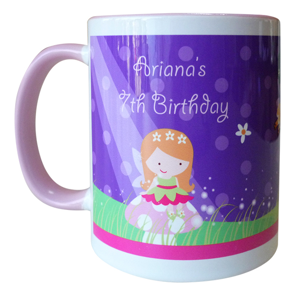 Coffee Mug – Fairy