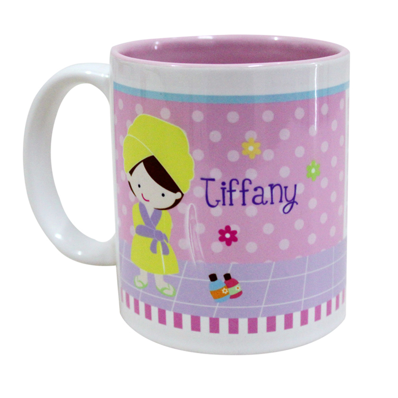 Coffee Mug – Pink Spa