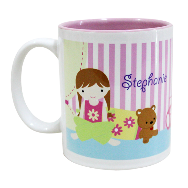 Coffee Mug – Sleepover Pink