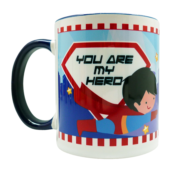 Coffee Mug – Superboy