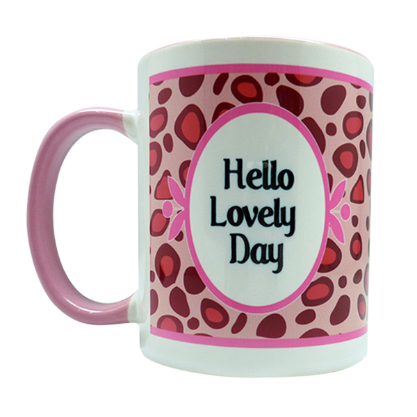 Coffee Mug – Giraffe