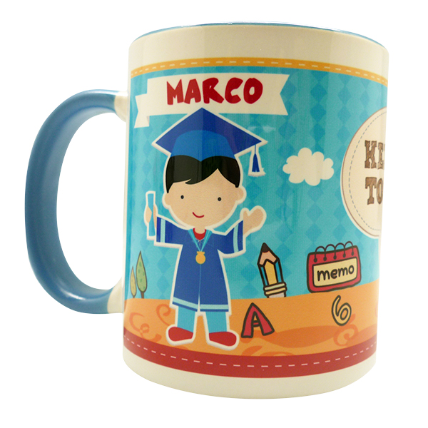 Coffee Mug – Graduate Blue