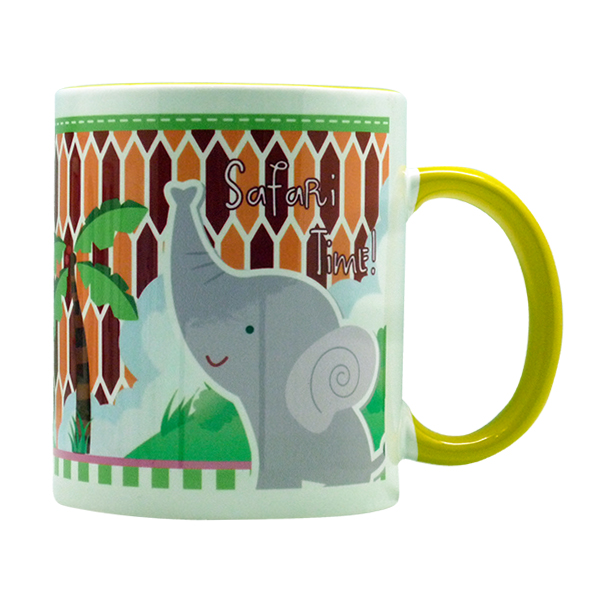 Coffee Mug – Safari