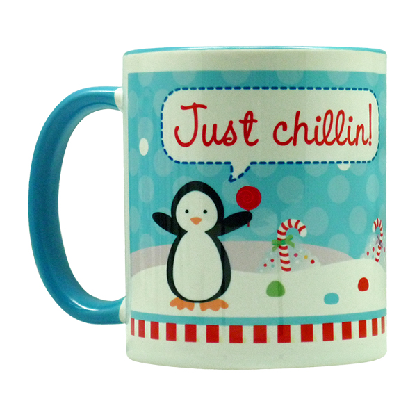Coffee Mug – Penguin