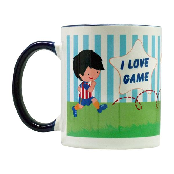Coffee Mug – Soccer