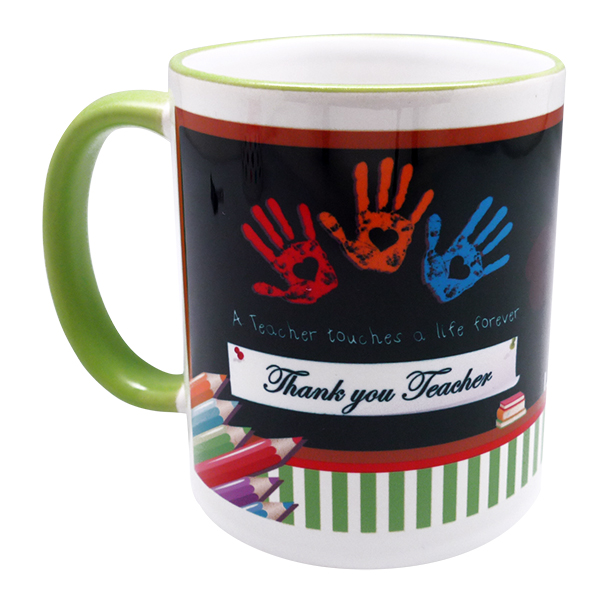 Coffee Mug – Teacher Touches Life Forever
