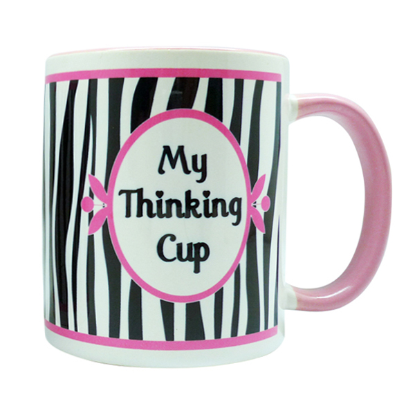 Coffee Mug – Zebra