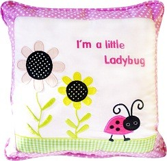 Cushion Lady Bug