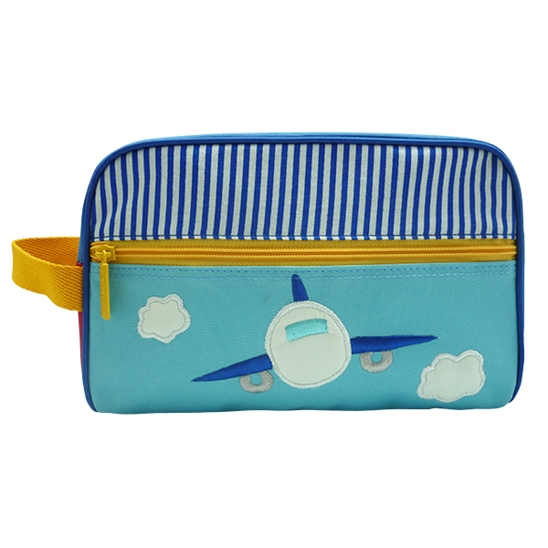 Dixie Toiletries Bag – Airplane Boy