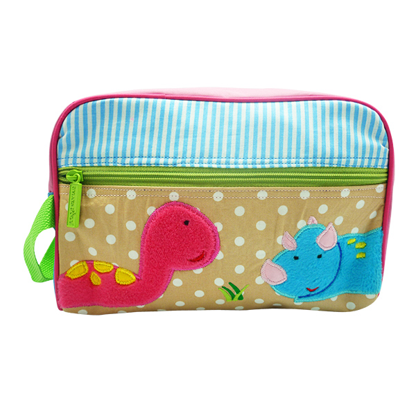 Dixie Toiletries Bag – Dino Girl