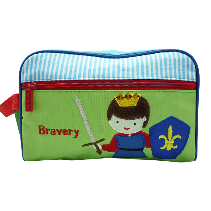 Dixie Toiletries Bag – Knight