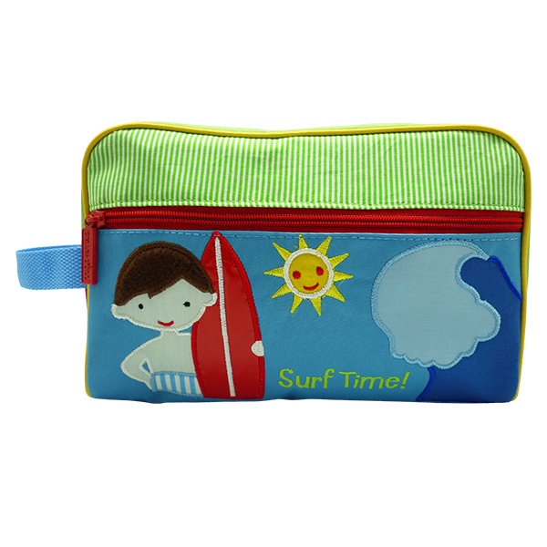 Dixie Toiletries Bag – Surfer Boy
