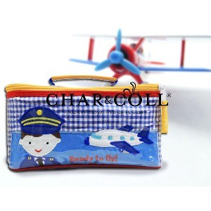 Toiletries Bag Dorothy Airplane