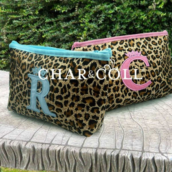 Pencil Pouch George Leopard