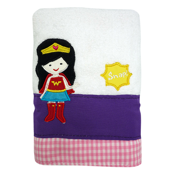 Hand Towel Wonder Woman
