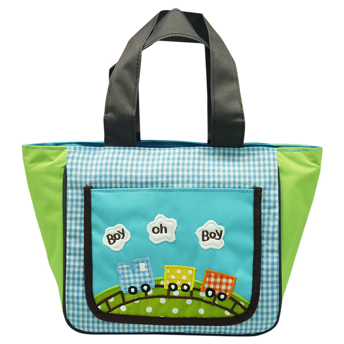 Japanese Tote Bag – Choo Choo Train