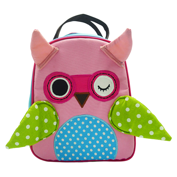 Kingston Lunch Bag – Owl