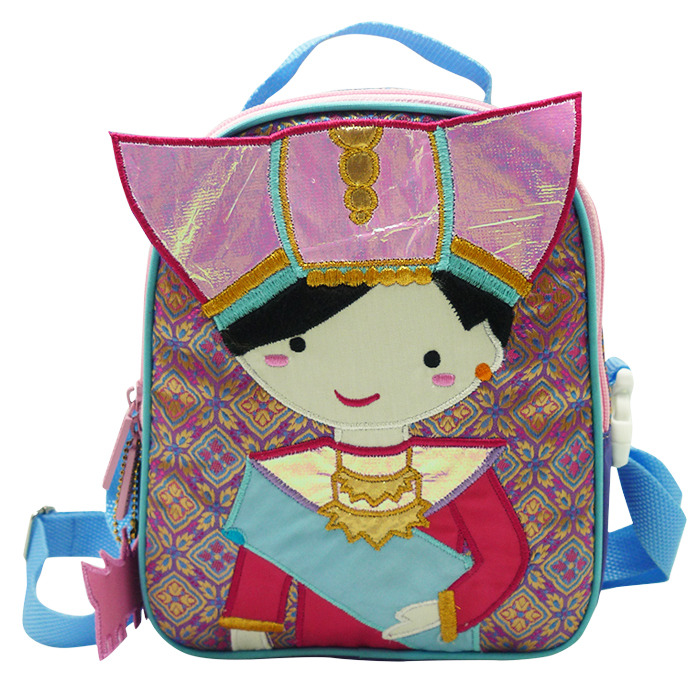 Kingston Lunch Bag – Padang Girl
