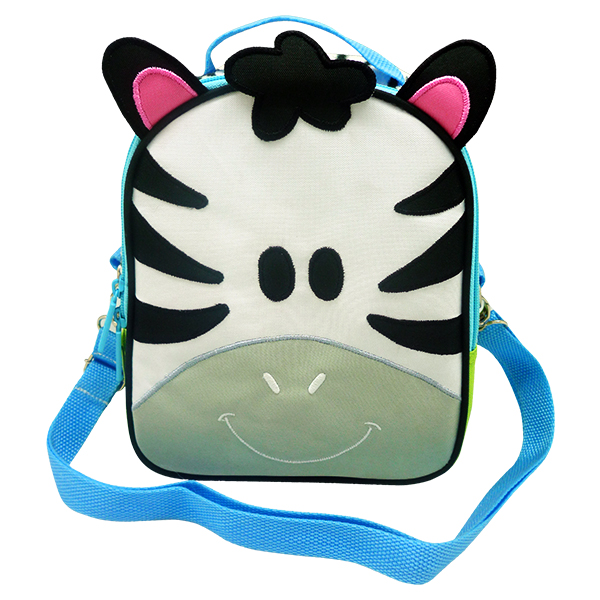 Kingston Lunch Bag – Zebra