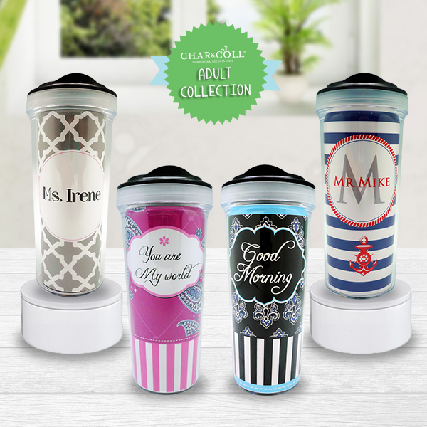 Tumbler Bottle Adult Collection