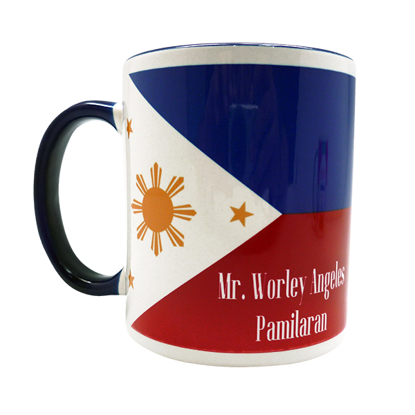Coffee Mug – Philipphines Flag