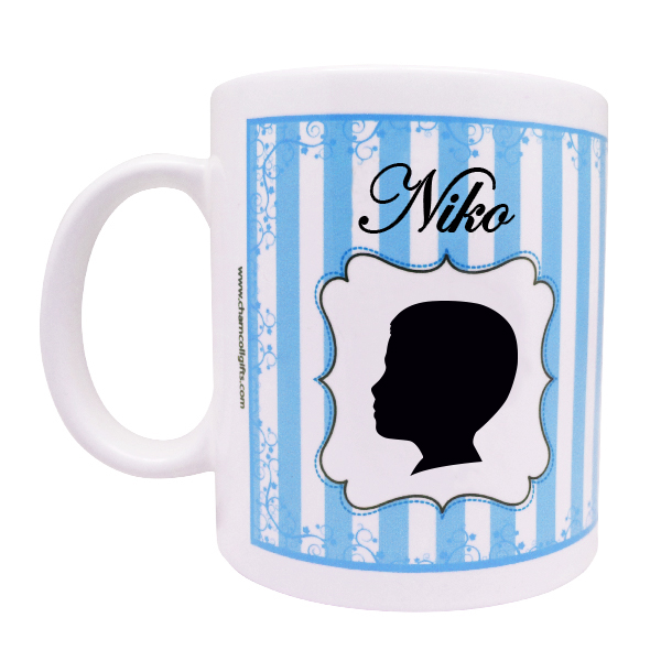 Coffee Mug – Silhouette Boy