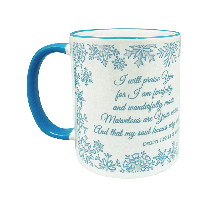 Coffee Mug – Snow