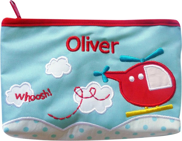 Pencil Pouch PP Original Helicopter