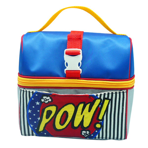 Lunch Bag Potty Superhero