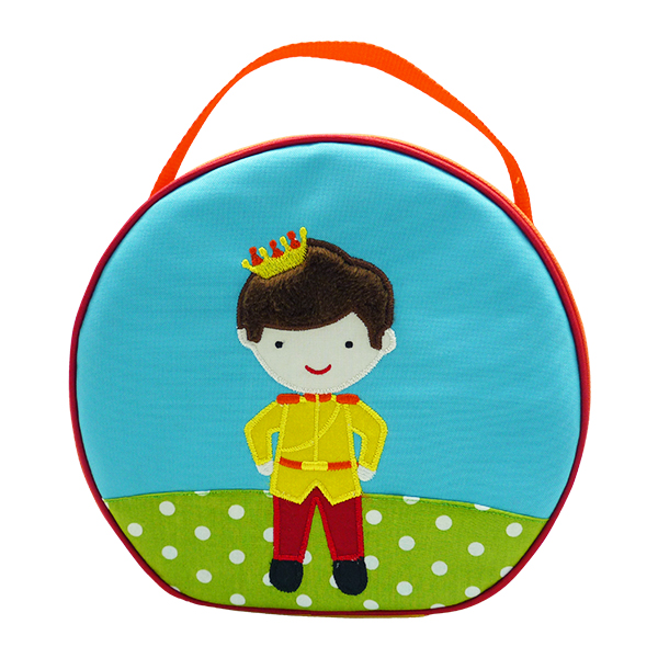 Round Lunch Bag – Prince