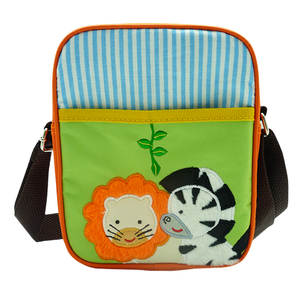 Tiny Sling Bag – Zebra Lion