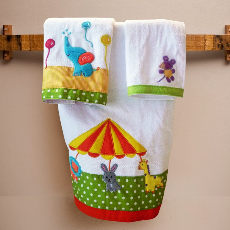 Towel Set – Circus