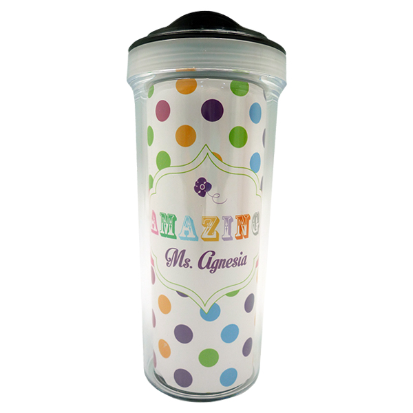 Tumbler Bottle Amazing Teacher